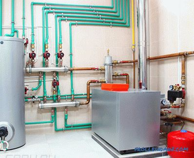 Installing a gas boiler in a private house - requirements, rules, regulations