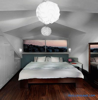 The interior design of a small bedroom - recommendations and 70 ideas for inspiration
