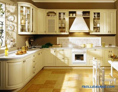 Kitchen interior design 70 photos