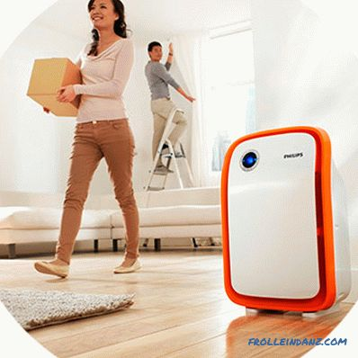 Which air purifier to choose for an apartment or house