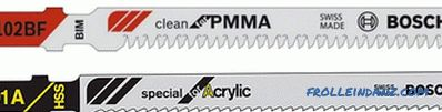 Power saw blades - types, features, classification and selection