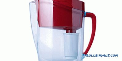 Filter jug ​​for water: which one is better to choose for home or garden