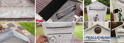 How to make a mailbox with your own hands